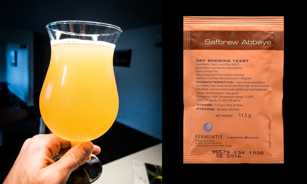 Unleashing Safbrew BE-256 (Abbaye) | Belgian Blonde Update