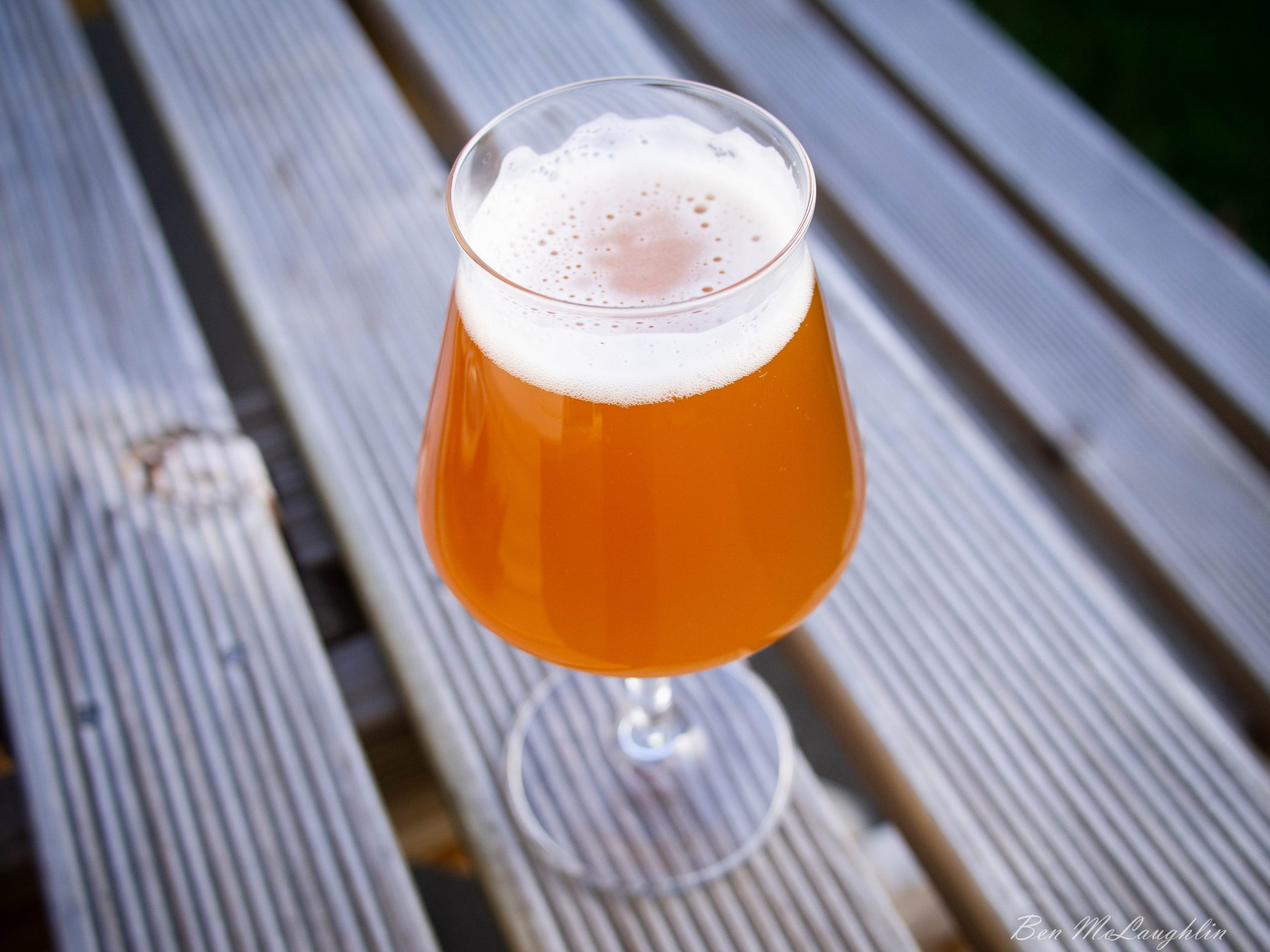 Sour & Funky | Kettle-soured Brett Saison