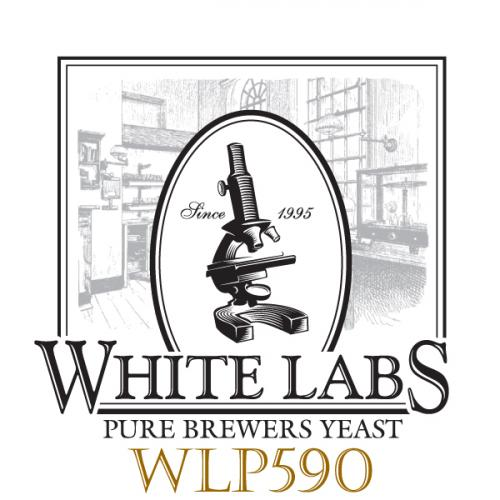 WLP590 French Saison Ale review   Double Saison recipe