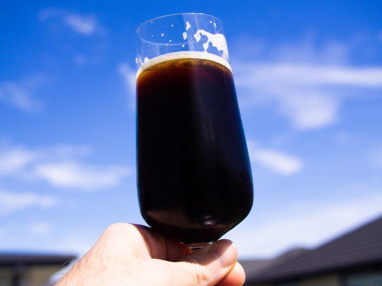Harvest Schwarzbier | Fresh-hopped Dark Lager