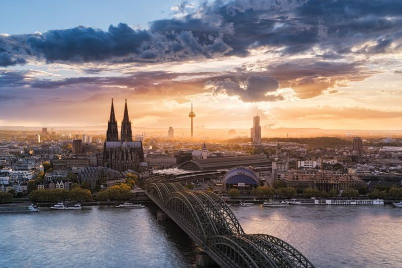 Köln - a city as full of history as its local beer